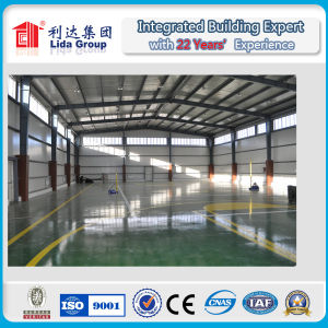 Light Steel Structure Warehouse Workshop pictures & photos