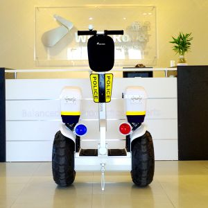 Self Balancing Mobility Security Scooter Smart Electrci Bike pictures & photos
