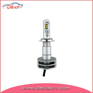 H4 High Brightness Auto Fan LED Headlight D1 pictures & photos