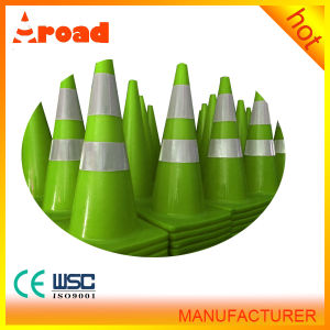 28′′ PVC Traffic Cone, Road Barrier with Ce pictures & photos