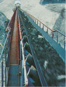 High Quality Heavy Duty Cold Resistant Conveyor Belt pictures & photos