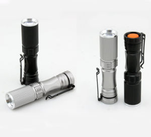 Mini Portable Clip Flashlight Gift Present pictures & photos