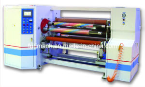 (CE) Double -Shaft Auto Slitting Rewinding Machine/Adhesive Tape Rewinder for BOPP/PVC/PE/Masking Tape/Double-Saide Tape pictures & photos