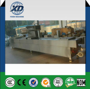 Map Meat Fruit and Vegetable Food Packing Machine pictures & photos