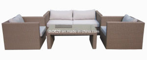 Outdoor Sofa/Outdoor Rattan Sofa/Outdoor PE Rattan Sofa (KY835)