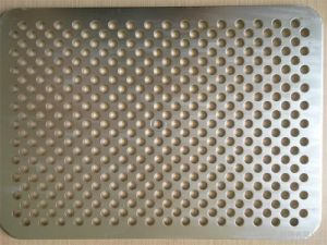 Galvanized Perforated Panel Metal Sheet pictures & photos