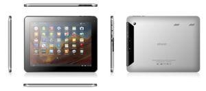 9.7′′ Tablet PC (Cortex-A7 CPU, Android 4. X, DDR3 2GB/bit, 8GB/16GB/32GB optional)
