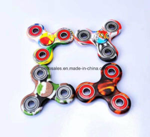 Amazon Hot Selling Finger Toy LED Fidget Spinner Hand Spinner for Adhd Anxiety Autism Stress pictures & photos