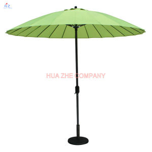 Pation Umbrella Outdoor Umbrella Garden Umbrella with Fiberglass Umbrella (Hz-S042) pictures & photos