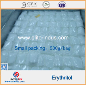 Pure Food Grade Sweetener Erythritol Price CAS: 149-32-6 pictures & photos