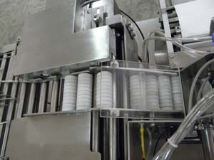 Effervescent Tablet Wrapper Machine (BSJ-40) pictures & photos