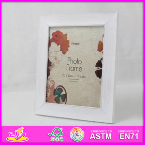 2014 Hot Sale New High Quality (W09A029) En71 Light Classic Fashion Picture Photo Frames, Photo Picture Art Frame, Wooden Gift Home Decortion Frame W09A029 pictures & photos