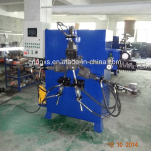 Automatic Hydraulic Metal PP Cord Strapping Buckle Making Machine pictures & photos