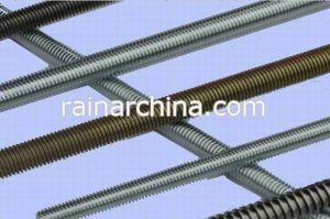 Galvanized Steel Threaded Bar/Rod