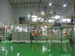 2.4m Ssmms New Technology PP Spun Bond Non Woven Fabric Making Machine pictures & photos