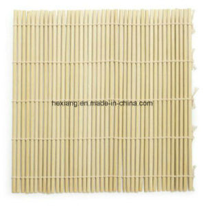White Bamboo Sushi Mat for Sushi Foods pictures & photos
