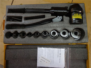 Hydraulic Knockout Punch Kit (HHK-8 Aluminum) pictures & photos