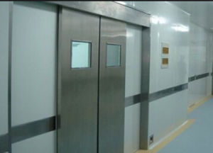 Medical Doors with CE and ISO9001: 2000 (DS-M100-S) pictures & photos