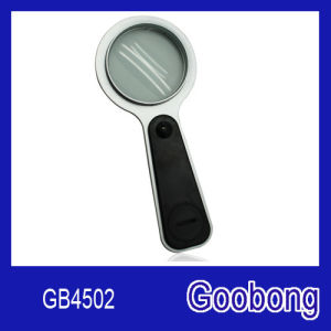 Portable Magnifier with LED Light