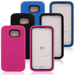 2in1 Combo Mobile Phone Cover for Samsung Galaxy S6 pictures & photos