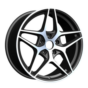 Nice Flower Shape Tuning Alloy Wheel UFO-Jq631 pictures & photos