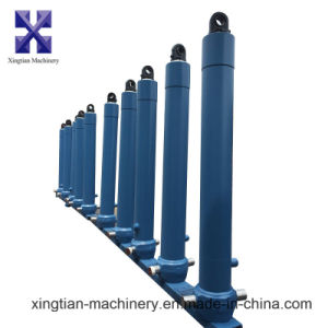 Long Stroke Hydraulic Cylinder Used for Dump Truck pictures & photos