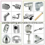 Baluster Fitting / Simi-Finished Square Tube Support / Stainless Steel Handrail Bracket pictures & photos