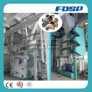 Professional Liangyou Porket Animal Feed Pellet Production Line pictures & photos
