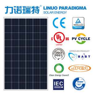 260W Poly Solar PV Module (255-270W) pictures & photos