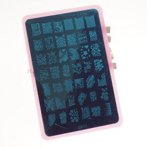 Ck Stamping Plates Nail Art Image Plates Art Nail Plates