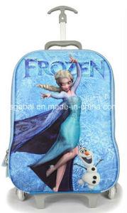 Fashion 3D EVA Frozen Elsa Kids Trolley Luggage Bag pictures & photos