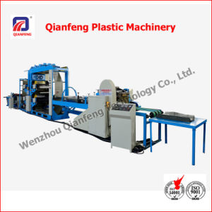 Tube PP Plastic Woven Bag Flexo Printing and Cutting Machine Set pictures & photos