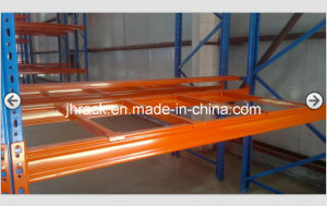 with Support Bar Heavy Duty Beam Rack for Storage Goods