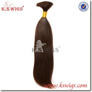 Hair Bulk Indian Virgin Remy Human Hair Extension pictures & photos