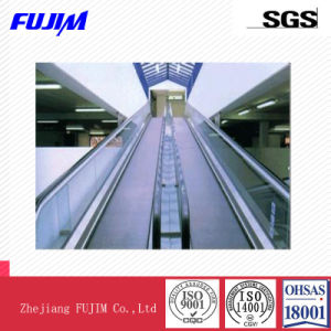 SGS Certificate Moving Walk Passenger Conveyer Sidewalk with Vvvf Drive pictures & photos