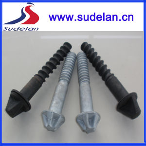 Rail Screws for High-Speed Railway by Top Fasteners