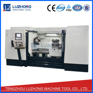 1100mm Bed Width Heavy Duty Large CNC Lathe (CK61160G CK61180G CK61200G) pictures & photos