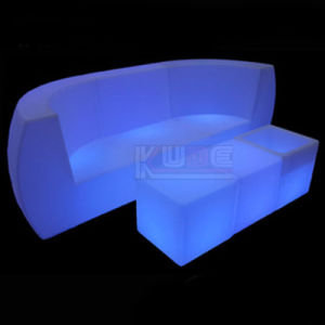 Multi Function Cubes LED Sofa for VIP pictures & photos