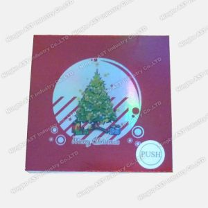 Postcards for Christmas Day, Music Post Cards pictures & photos
