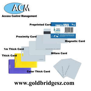 Professional of ISO RFID Smart Cards and Clamshell Card (ACM-EMC)