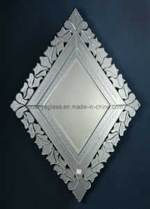 Venetian Design Decorative Wall Mirror (GJ491)