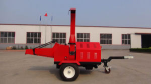 22HP Diesel Wood Chipper for Tractor, 3 Point Hitch Wood Chipper, Hydraulic Wood Chipper pictures & photos