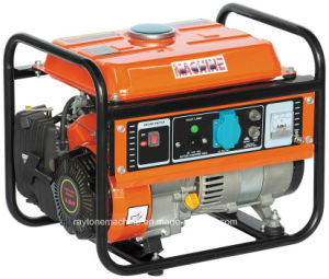 5kw Small Type Gas Generator/ Power Supply pictures & photos