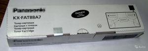 Compatible Toner Cartridge Kx-Fat88A/E Kx-Fad89A/E Drum for Panasonic Printer pictures & photos