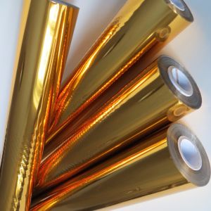 High Quality Hot Stamping Foil for Paper Plastic Leather pictures & photos