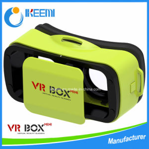 Factory Direct Colorful 3D Glasses Vr Glasses Vr Box, Virtual Reality Glass pictures & photos