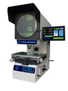 Vertical High Precision Profile Projector for Screw, PCB, Gear (VOE-2515) pictures & photos