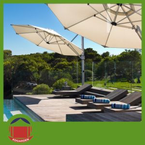 Outdoor Used Umbrella with Lounge pictures & photos