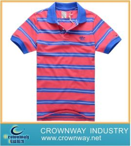 Casual Fashion Cotton Mens Shirts (CW-PS-40) pictures & photos