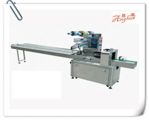 Ah-350f Quality Horizontal Automatic Game Card Packing Machine pictures & photos